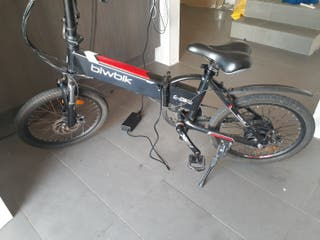 bicicleta electrica biwbik