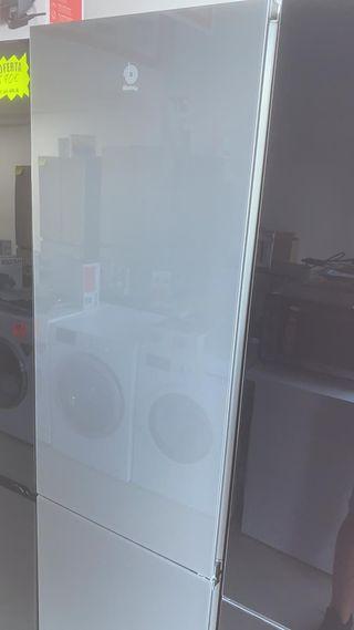frigorifico combi balay cristal-inox