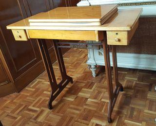 Mesa de máquina de coser SINGER (sin la máquina)