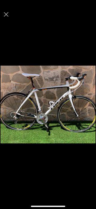 Bicicleta de carrera mujer .trek domane 2.0