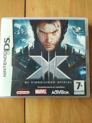 Juegos DS,2DS,3DS ( X-MEN )