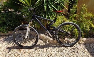 Bicicleta Montaña Scott XT