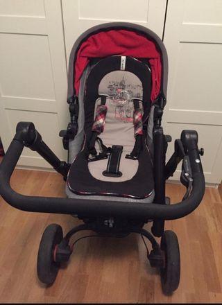 carro bebé marca jane
