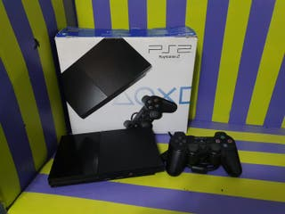 Playstation 2 Ps2 con caja