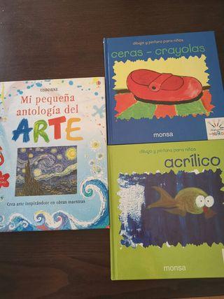 libros infantiles, arte para niños