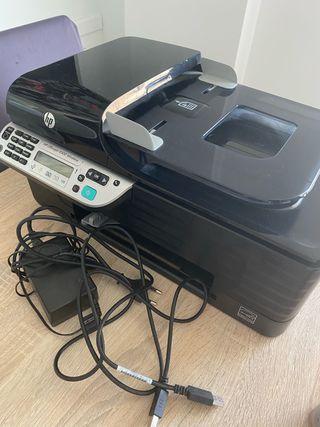 Impresora multifunción (escaner+fax+impresora)