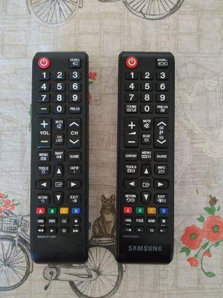 Mandos TV Samsung