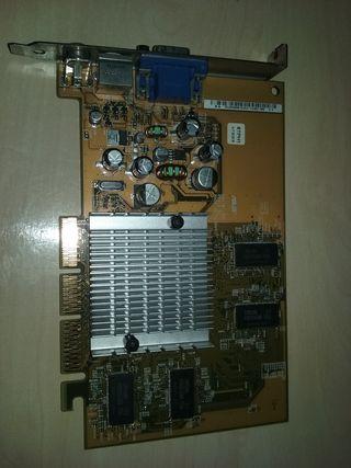 Tarjeta gráfica Asus V8170