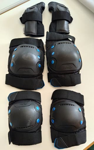 Protecciones Oxelo para patines