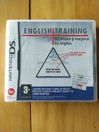 Juegos DS,2DS,3DS ( English Training )