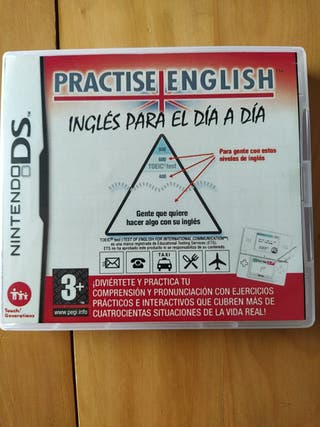 Juegos DS,2DS,3DS ( Practise English )