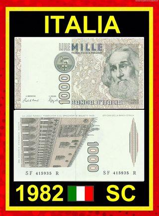 Billete de Italia