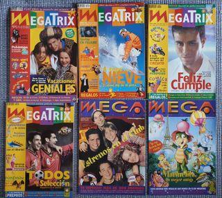 Revista Megatrix