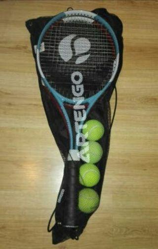 Pack 2 raquetas tenis