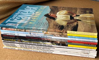 Revistas Conde Nast Traveler