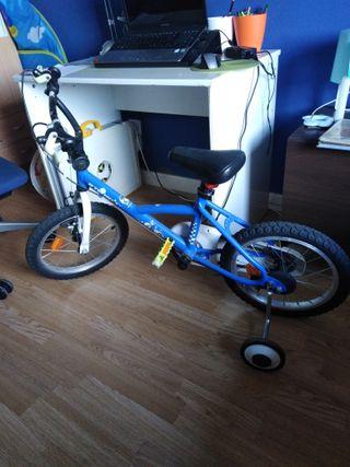 bicicleta infantil, 24 pulgadas