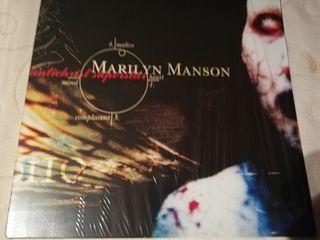 Lp vinilo Marilyn Manson Antichrist Superstar
