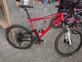 "Bicicleta KTM Speed RC 26"""