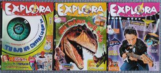 Revista Explora y Navega
