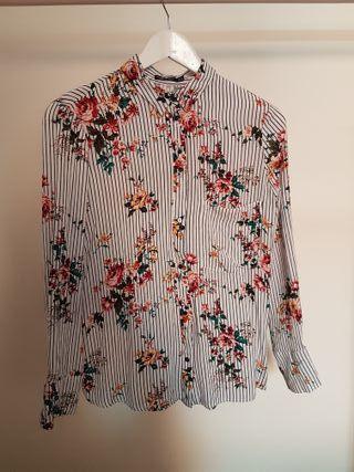 Camisa Bershka