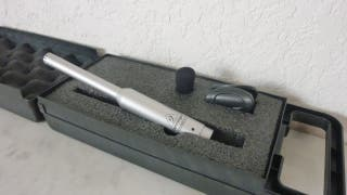 Behringer - ECM8000 Micro de calibracion
