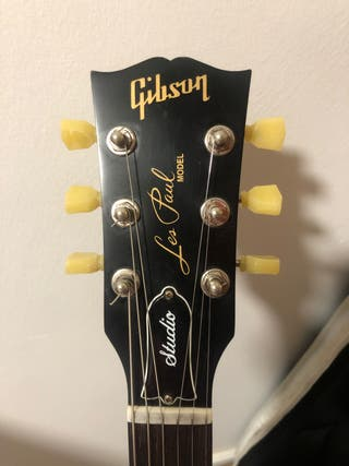 GIBSON LES PAUL STUDIO 2011