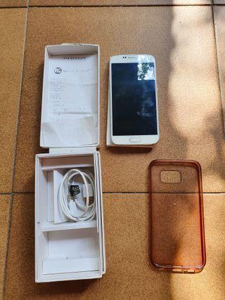 Samsung s6 Blanco