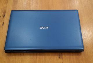 Ordenador portátil Acer I5 8Gb RAM 750Gb