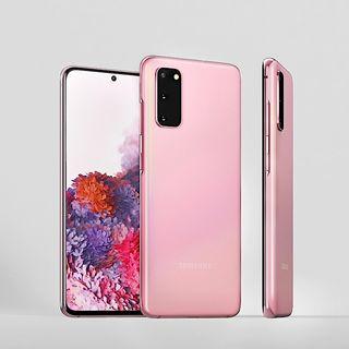 Samsung Galaxy S20 128GB, Rosa