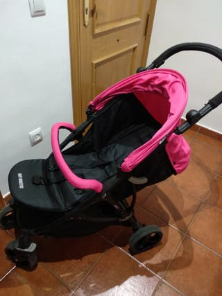 Silla de paseo Baby Monsters compact