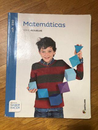 Libro de matemática