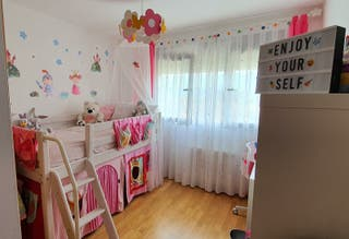 Cama infantil Flexa Princesa