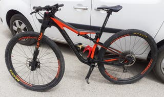 Cannondale Scalpel Carbon 2 TALLA M