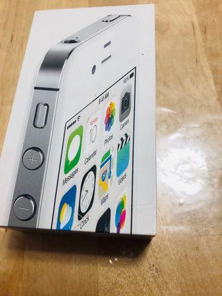 Se vende caja de iPhone 4s