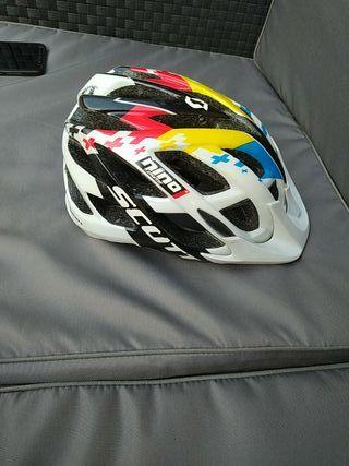 Casco bici junior SCOTT
