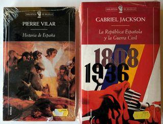 2 Libros de Historia de España