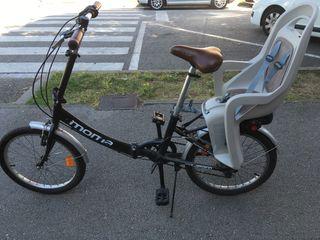 """Bicicleta plegable Moma aluminio 20"""""""