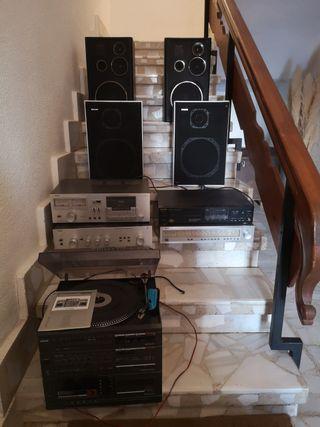 Equipo de música