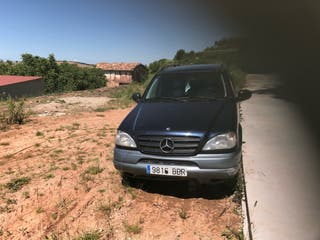 Mercedes-Benz Clase M 2000