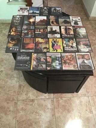Pack de 27 películas