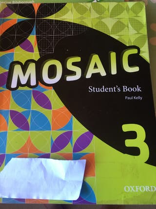 Mosaic students book