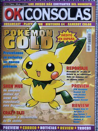 Revista Ok Consolas