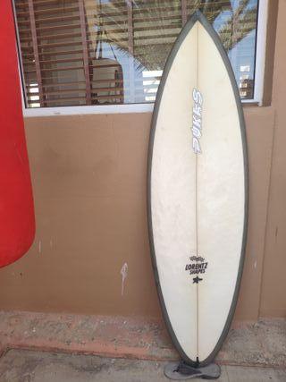 Tabla de surf PUKAS 69er PRO 5'10 31,7L