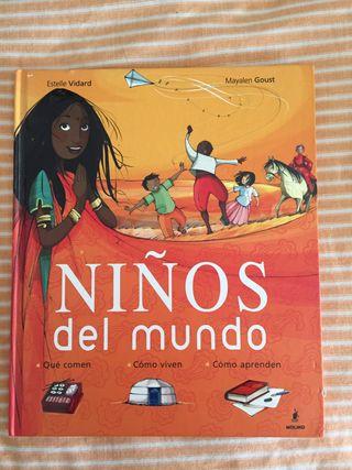 Libro Niños del mundo