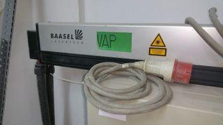 Laser Grabador de Metal FIBRA BAASEL LASERTECH