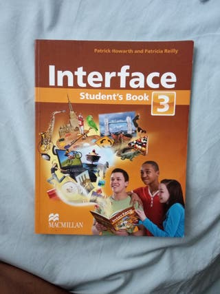 ISBN:9780230411043-Interface Student's Book-3°ESO