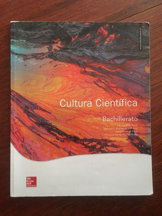 Libro Cultura Científica, 1 Bach