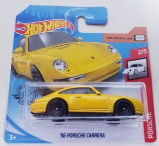 Porsche Carrera Hot Wheels 1/64