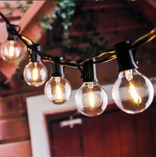 Guirnalda luces LED interior/exterior