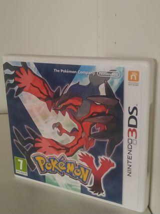 Pokémon Y Nintendo 3ds